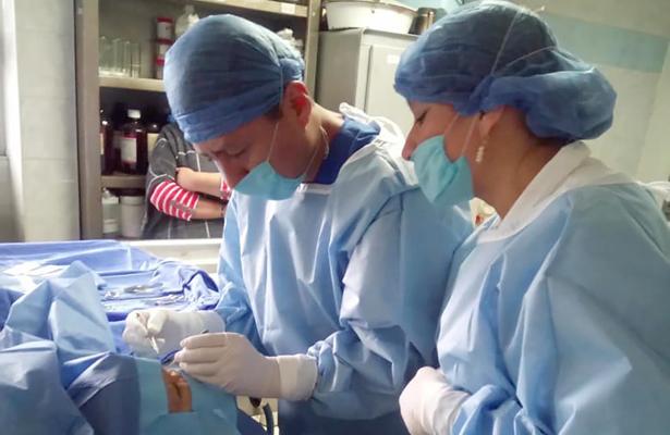 """Realizan donación de córneas el Hospital General """"Dr. Fernando Quiroz Gutiérrez"""""""