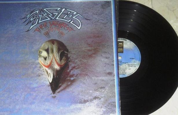 El disco más vendido del mundo: los Eagles superan a Michael Jackson