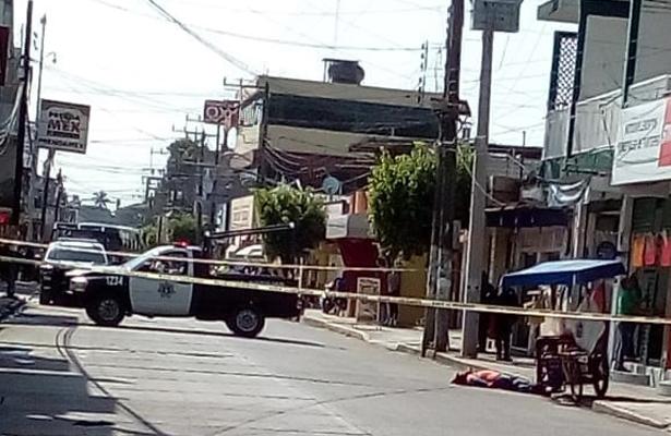 Van cuatro ejecutados en menos de una semana en Tuxtepec