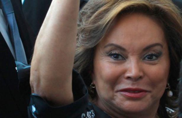 Libre la ex líder del SNTE, Elba Esther Gordillo Morales