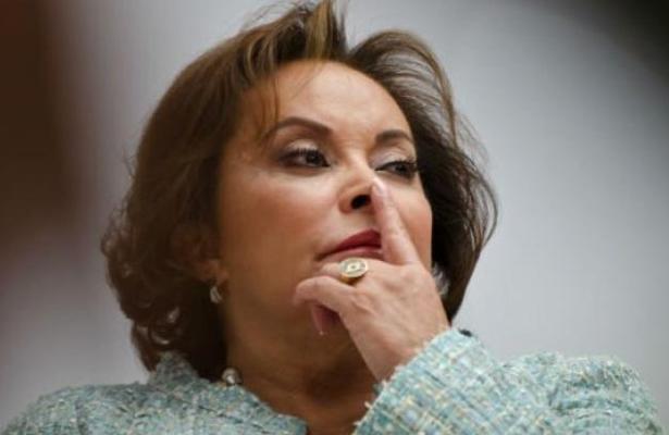 Elba Esther Gordillo, dirigente magisterial y ex presidiaria