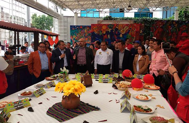 Invita Iztapalapa al XVI Festival Gastronómico de la Enchilada 2018