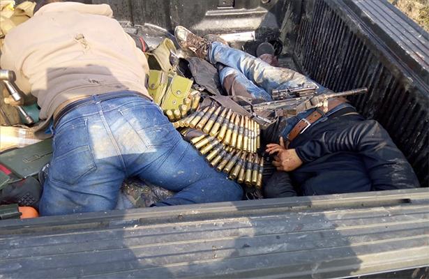 Enfrentamiento entre civiles y militares en Jalisco deja dos muertos