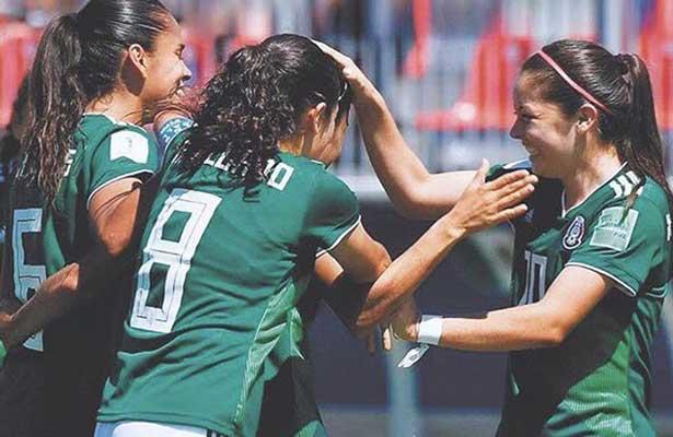 Femenil sub-20 por el boleto a cuartos de final