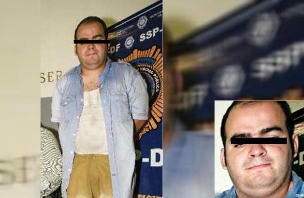 """Detienen a """"El Betito"""" líder de la Unión de Tepito"""