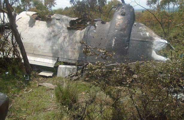 Mueren 18 personas tras desplome de helicóptero en Etiopía