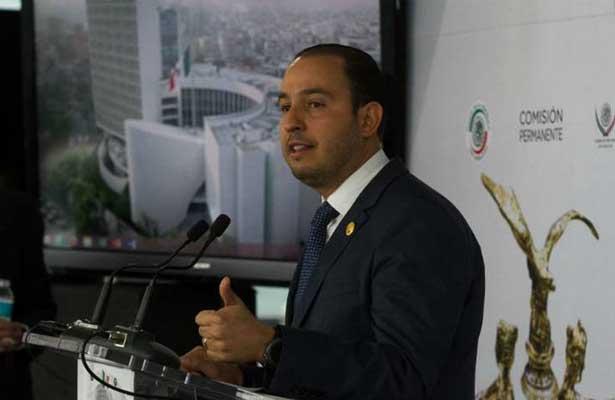 PRI deja un país con altos niveles de inseguridad y crisis económica: Marko Cortés