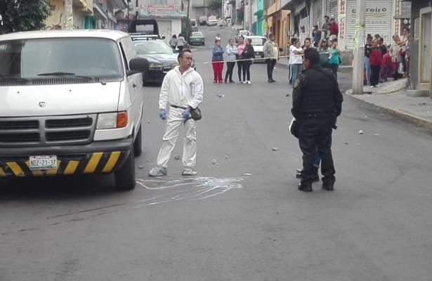 Riña deja un muerto en Iztapalapa