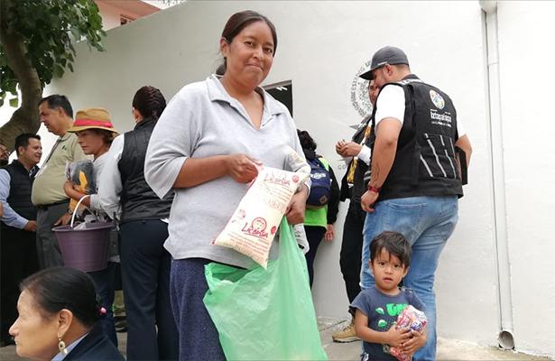 Lecherías beneficiarán a más de 220 mil en Iztapalapa