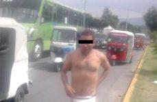 Mira lo que le pasó a este tipo acusado de robo en Jalisco