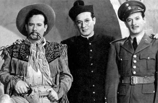 """""""Los tres huastecos"""" cumple 70 años"""