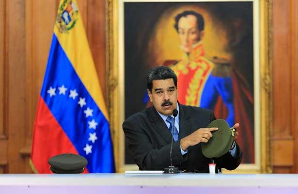 Condenan a Nicolás Maduro 18 años de prisión