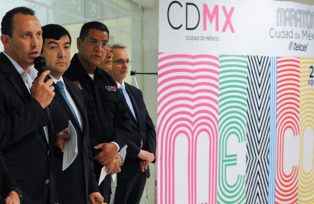 Más de 600 cámaras resguardarán el Maratón de la CDMX