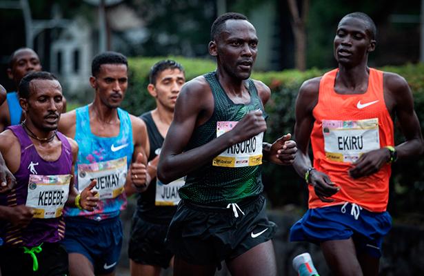 Saldo blanco en la edición XXXVI del maratón de la Ciudad de México Telcel 2018
