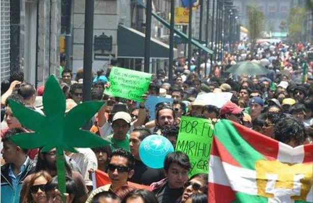 """Exige """"Mariguana Liberación"""" ser incluidos en los foros de paz y reconciliación"""