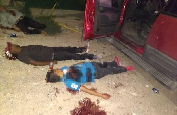 Masacre en Ciudad Juárez