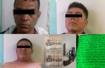 Extorsionadores que operaban en colonias de Ecatepec fueron detenidos