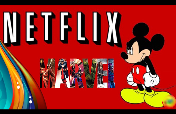 Marvel y Disney dicen adiós a Netflix