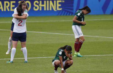 Femenil sub-20 queda fuera del mundial