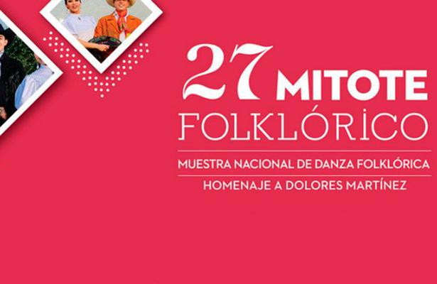 Mitote Folklórico abre paso a los festejos del mes patrio en Monterrey