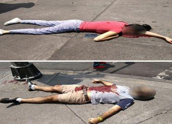 [Video] Los matan a sangre fría, en la Benito Juárez
