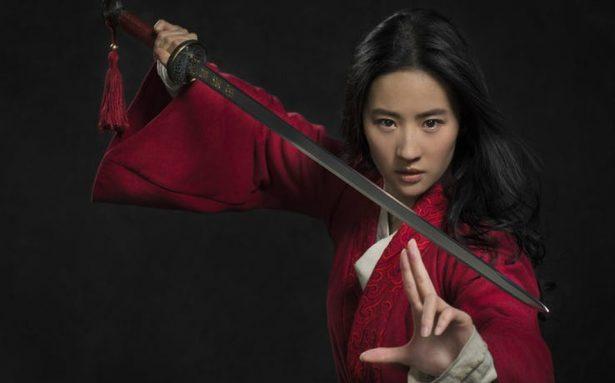 Revela Disney primera imagen de Mulan