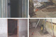 Revelan imágenes de narcotúnel hallado en SLP