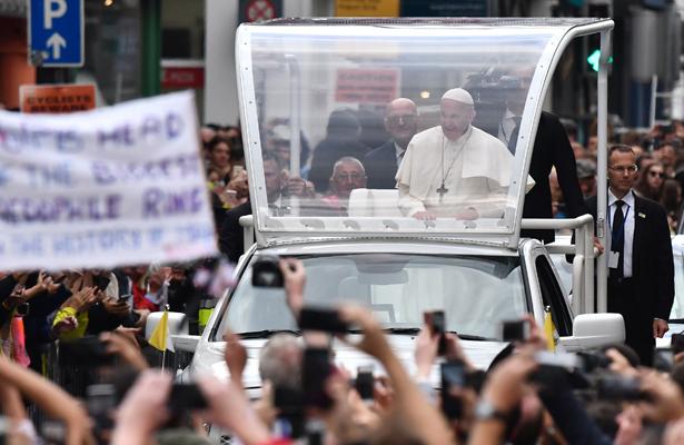 """Papa comparte su """"vergüenza"""" ante el """"fracaso"""" de la Iglesia por abusos"""