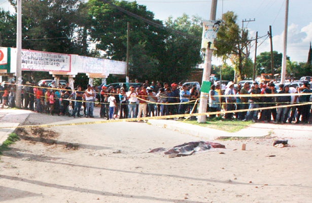 Linchan a pareja por intentar robar a un niño, en Hidalgo