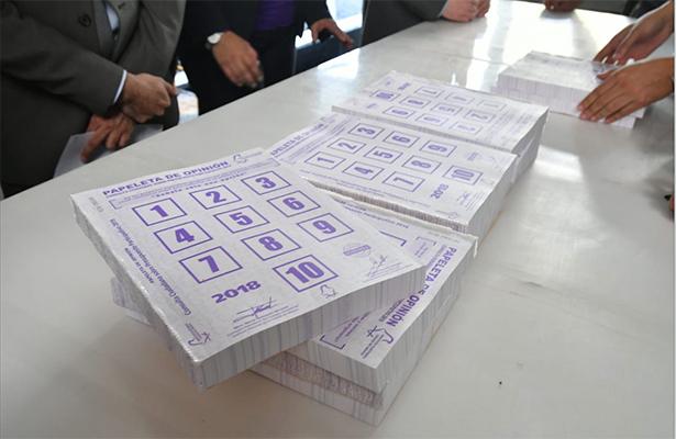 Distribuye IECM documentación para Consulta Ciudadana sobre Presupuesto Participativo 2019
