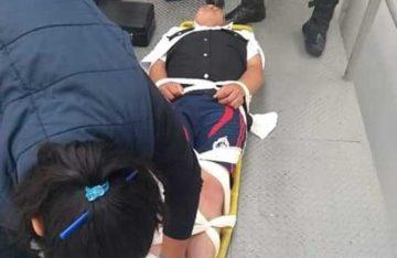 Poli se dispara en su miembro viril por accidente