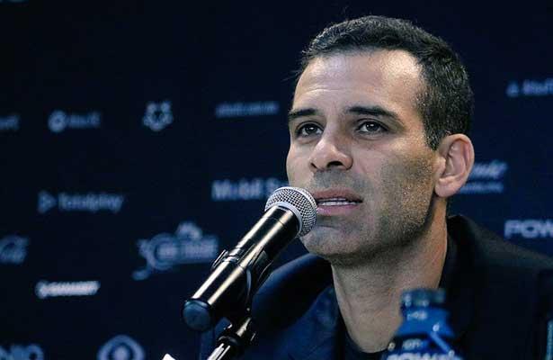 Presentan a Rafa Márquez como presidente deportivo del Atlas
