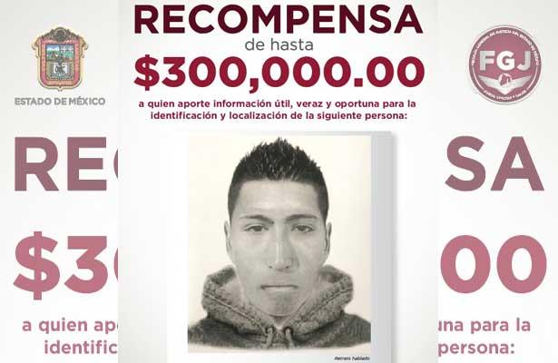 Ofrecen 300 mil pesos por capturar al asesino de un estudiante