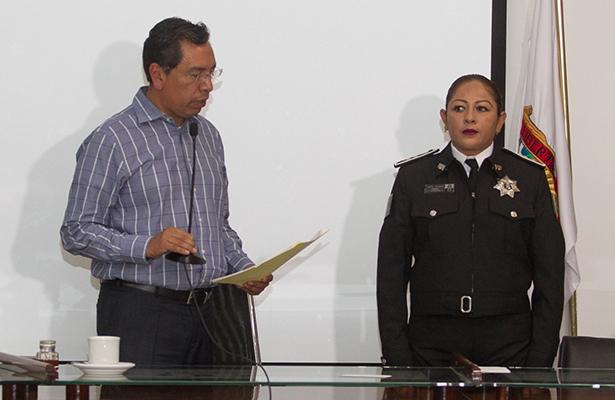Nombra Ecatepec titular de Seguridad Ciudadana y vial