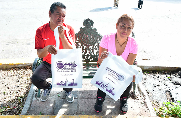 Imparten IECM y Laboratorio para la Ciudad taller de prospectiva en Iztapalapa