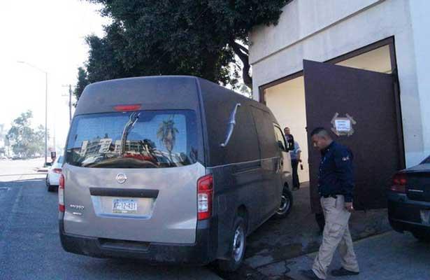 Casi 900 cuerpos están en la fosa común de Tijuana: Semefo