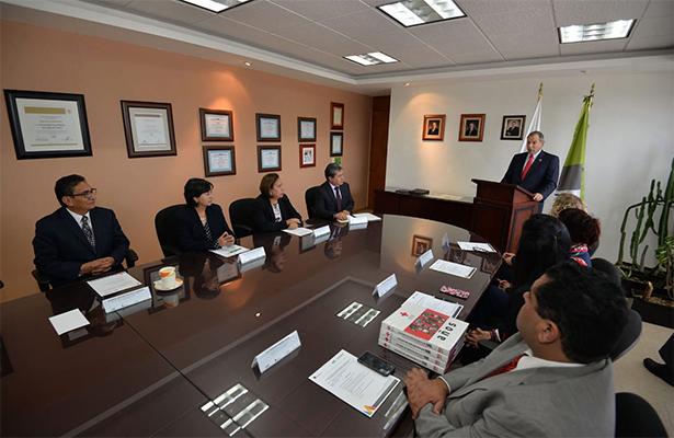 Podrán rescatistas de Cruz Roja Edomex titularse como Técnico Superior Universitario en la UTVT