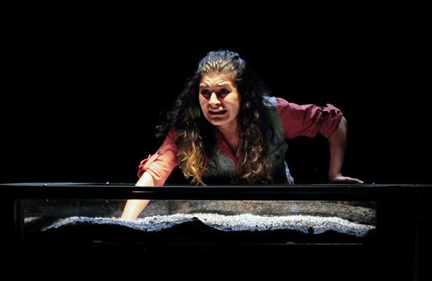 Obra teatral Vanessa sensibiliza al espectador sobre la basura y  sus implicaciones sociales