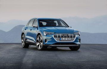 Audi e-tron primer SUV deportivo totalmente eléctrico de la marca