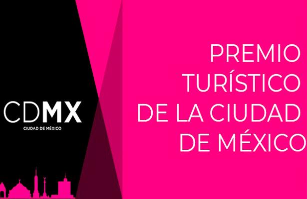 """Convocan a participar en el """"Premio Turístico de la Ciudad de México"""""""