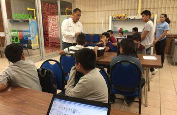 La Salle abre escuela de robótica en Durango