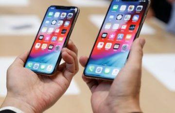 (Video) Capitalinos hacen cola para comprar el Iphone Xs