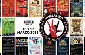 Anuncian fechas para el Vive Latino 2019