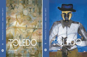 Presenta Citibanamex colección de libros que compila 60 años de la obra de Francisco Toledo