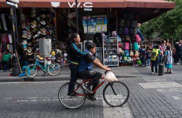 Cerradas vialidades del Centro Histórico por Día Mundial sin Auto