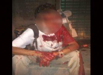 Se enfrentaron dos narcomenudistas a balazos en Tláhuac