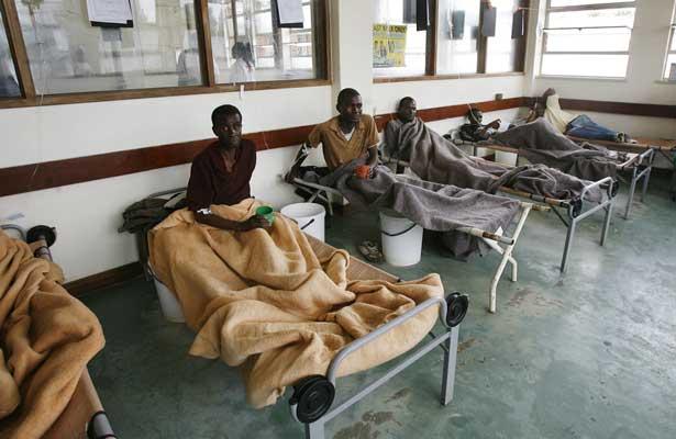 Brote de cólera en Zimbabue ya mató a 25 personas