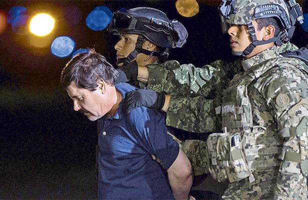 """El Alfredillo -hijo de """"El Chapo"""" en la lista de los diez más buscados de EU"""