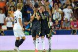 Ronaldo expulsado en su debut europeo con la Juve