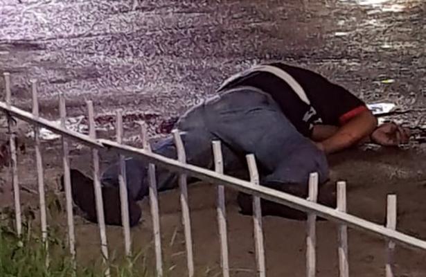 Lo matan a balazos frente a la terminal de autobuses en Juchitán